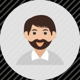 avatar, moustache, mustache, steve, uncle icon