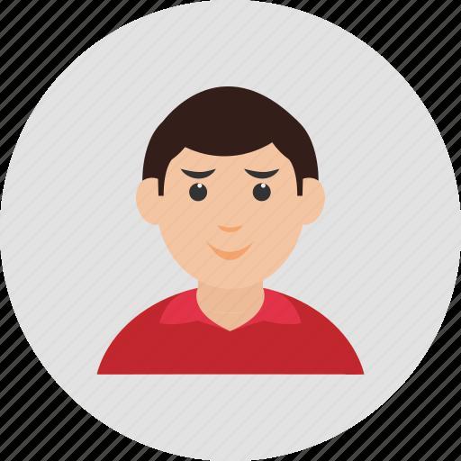 boy, cheerful, happy, jonathan icon