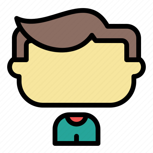 Avatar, face, fresh, hair, male, man, user icon - Download on Iconfinder