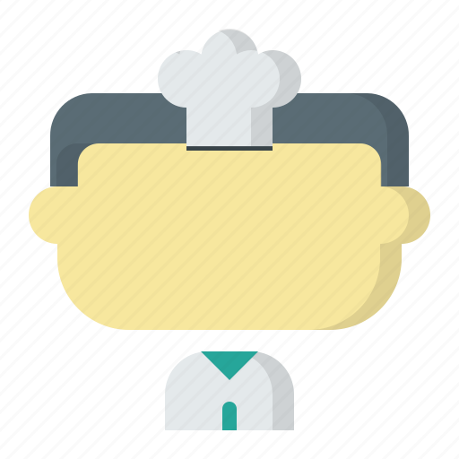 avatar, chef, face, male, man, user icon