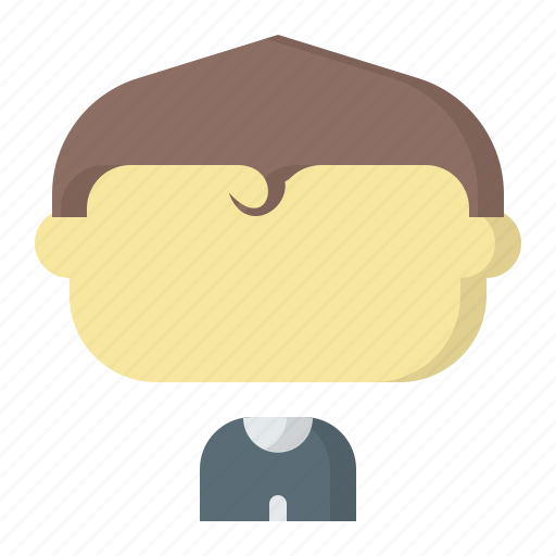 Avatar, face, male, man, quiff, user icon - Download on Iconfinder