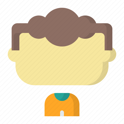 Avatar, face, male, man, user, wavy icon - Download on Iconfinder