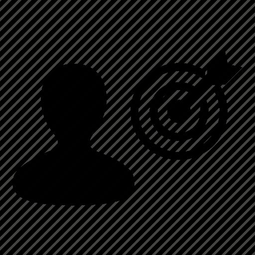 bullseye, business, dartboard, goal, idea, plan, target icon