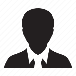 avatar, business, human, man, person, profile, user icon