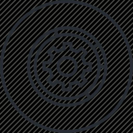 business, dvelopment, finance, line, management, proposal, request icon