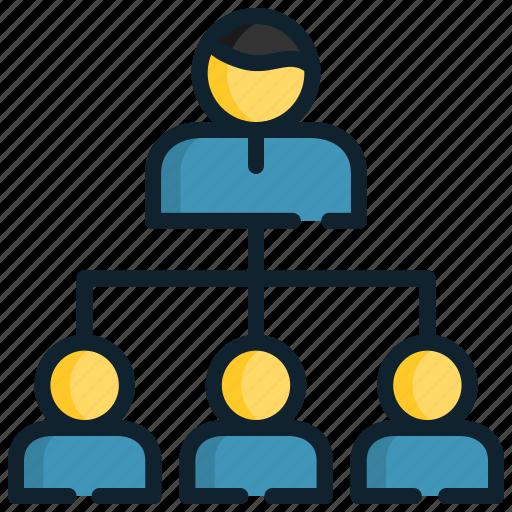 Business, group, management, marketing, strategic, structure, team work icon - Download on Iconfinder