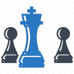 chess, marketing, planning, strategy icon