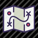 plan, timeline, route, blueprint