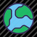 earth, global, world, globe