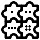 connect, projectmanagement, puzzle icon