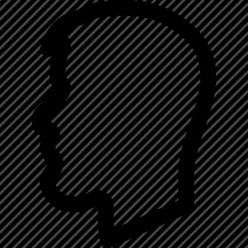 account, avatar, face, facial, head, person, profile icon