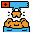 psychiatrist, psychologist, remedy, solution, treatment icon