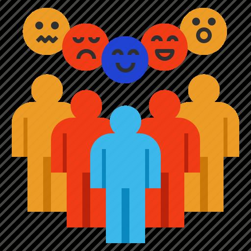 behavior, character, characteristics, emotion, mood icon