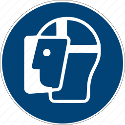 eye, mask, protection, safe, safety, shield, view icon