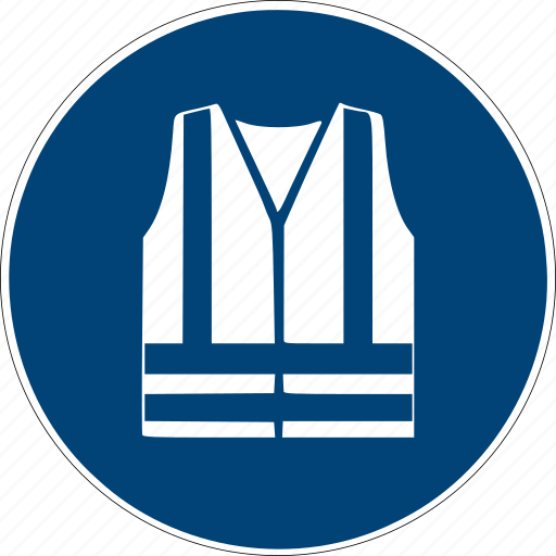 iso, jacket, life jacket, protect, safety, safety vest, vest icon