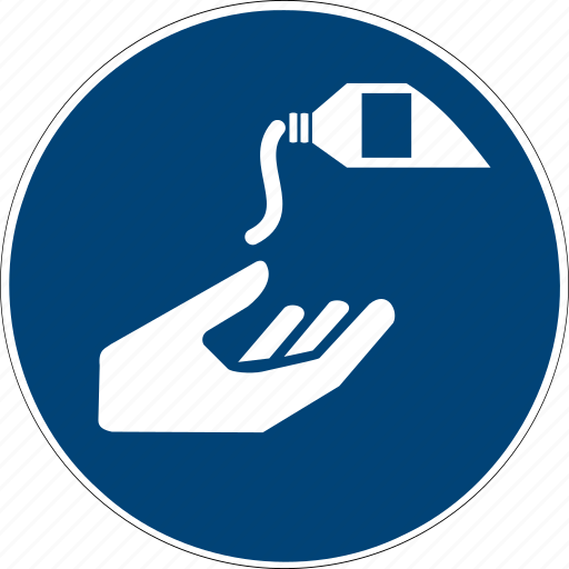 cream, finger, fingers, gesture, hand, swipe, touch icon