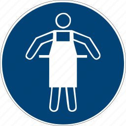 body, chef, cook, iso, protection, safety, security icon