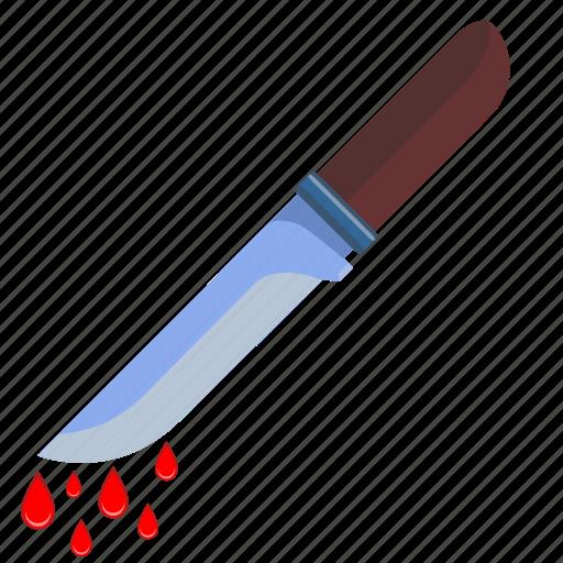 blade, blood, drops, killer, knife, maniac icon