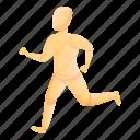 business, hand, mannequin, running, wood