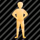 artist, fitness, hand, mannequin, person