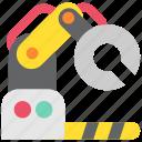 conveyor, fabrication, factory, machine, manufacturing, robot, technology