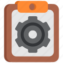 control, factory, instruction, manufacturing, options, regulations, settings icon