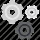 cogwheel, factory, gears, industry, manufacturing