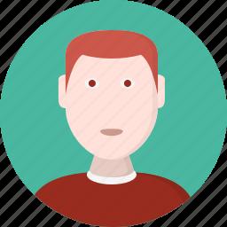 avatar, man, men, person icon