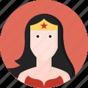 women, hero, avatar, power, wonder