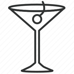 alcohol, bar, beverage, cocktail, drink, glass, wine icon