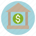 bank, cash, credit, currency exchange, dollar, euro, money icon