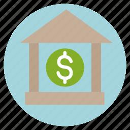 bank, cash, credit, currency exchange, dollar, euro, money icon