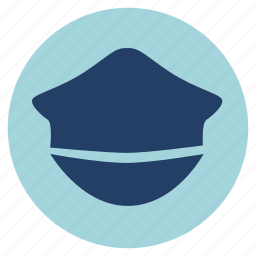 cop, guard, police, protection, safe, safety, security icon