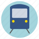 city, railway station, train, transport icon
