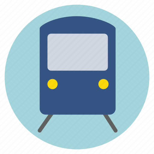 city, railway station, train, transport icon