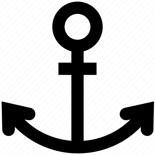 Anchor, link text, marine, maritime, sailing, sea, ship icon - Download on Iconfinder