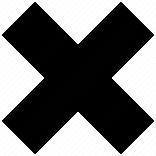 Cancel, close, cross, delete, empty, error, incorrect icon - Download on Iconfinder
