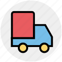 cargo, delivery, shipping, transport, transportation, truck, vehicle icon