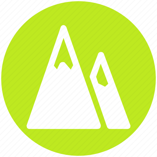 Landscape, mountain, mountains, nature, outdoor, parks, terrain icon - Download on Iconfinder