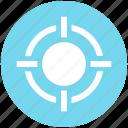 goal, app, object, gun, aspirations, essential, target