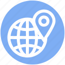 earth, exchanger, global, international, pin, world, world globe