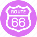 award, highway, interstate, route, security, shield, sign icon