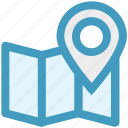 locate, location, map pin, miscellaneous, navigation, orientation, position