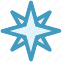 compass, direction, location, navigation, north, north star, point icon