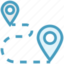 direction, gps, location, map pin, marker, navigation, point icon