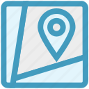 destination, direction, gps, map, navigation, pointer, road