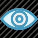 eye, eyeball, human eye, search, view, visibility, vision