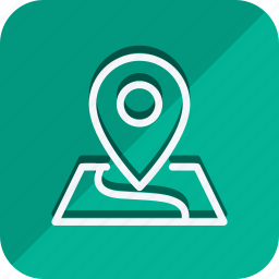 location, map, marker, navigation, pin, position icon