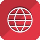 earth, location, map, marker, navigation, position, world icon