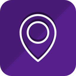 direction, location, map, marker, navigation, pin, position icon